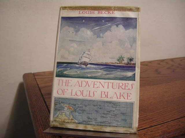 Image for The Adventures of Louis Blake