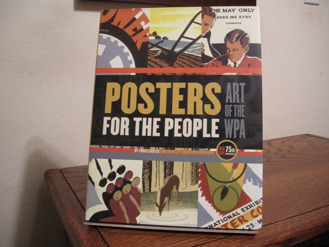 Image for Posters for the People: Art of the WPA