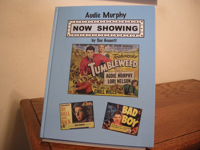 Image for Audie Murphy: Now Showing