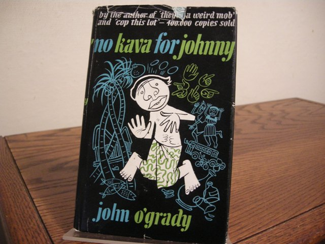 Image for No Kava for Johnny