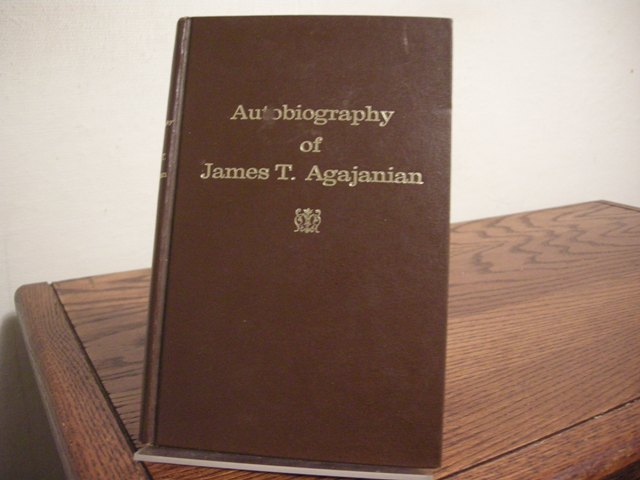 Image for Autobiography of James T. Agajanian