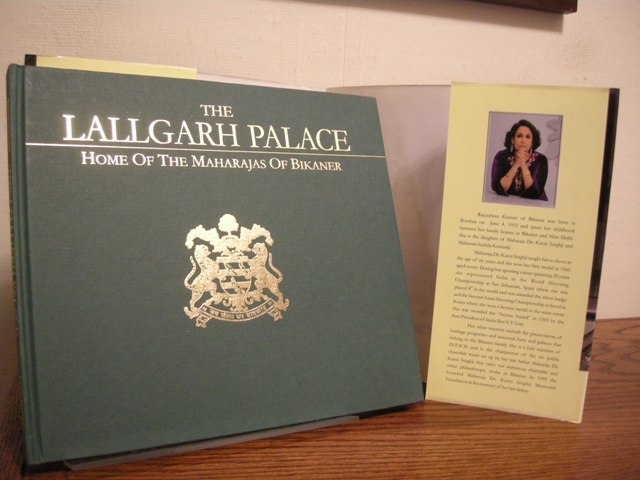 Image for The Lallgarh Palace: Home of the Maharajas of Bikaner