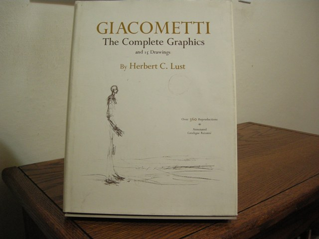 Image for Giacometti: The Complete Graphics and 15 Drawings