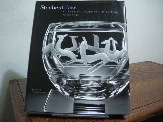Image for Steuben Glass: An American Tradition in Crystal