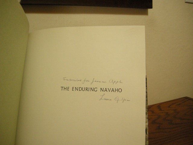 Image for The Enduring Navaho