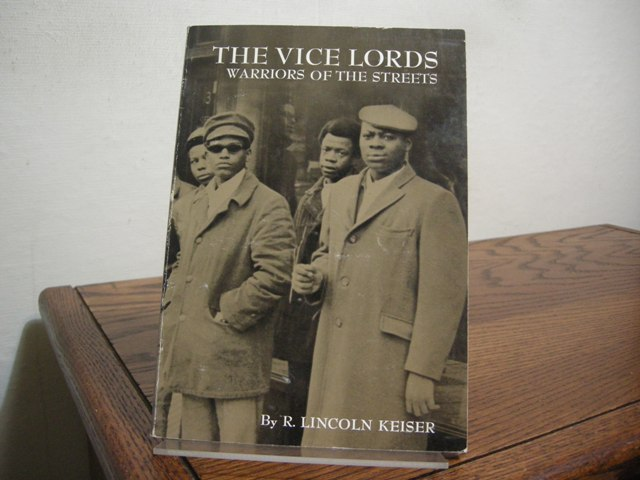 Image for The Vice Lords: Warriors of the Streets