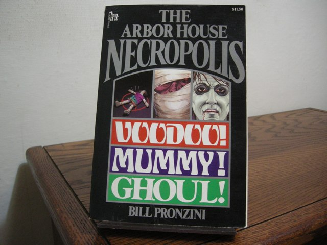 Image for The Arbor House Necropolis: Voodoo! Mummy! Ghoul!