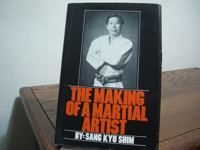 Image for The Making of a Martial Artist