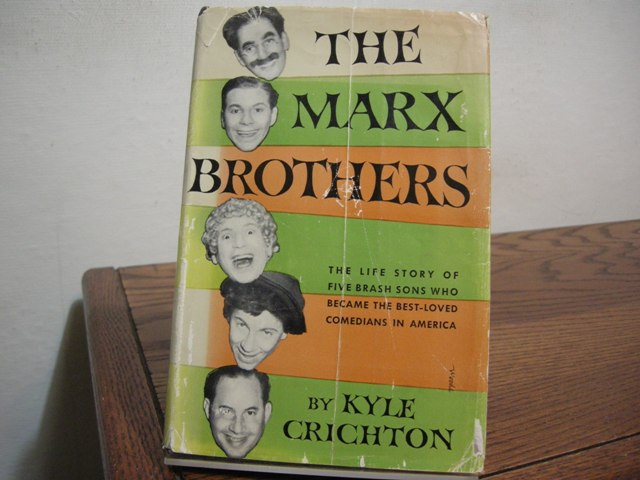 Image for The Marx Brothers: The Life Story of Five Brash Sons Who Became the Best-Loved Comedians in America