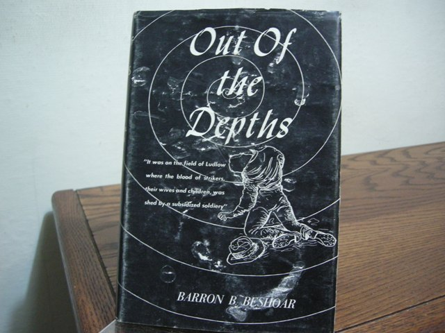 Image for Out of the Depths: The Story of John R. Lawson, a Labor Leader