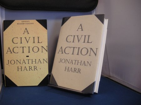 Image for A Civil Action (Includes Advance Reading Copy)