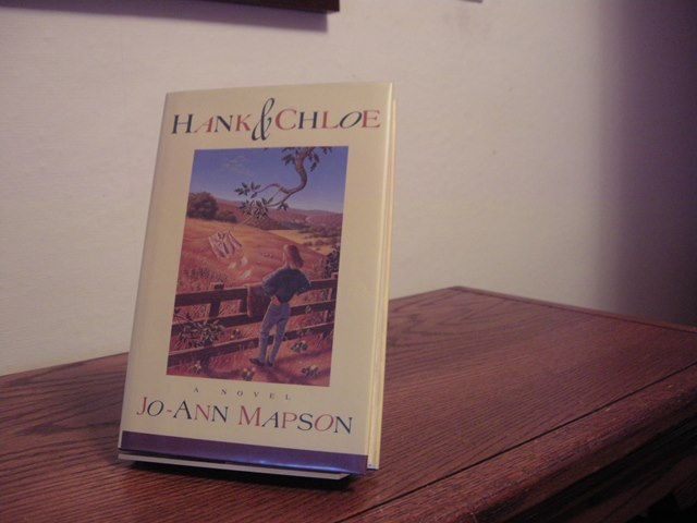 Image for Hank & Chloe (Includes Signed Uncorrected Proof)