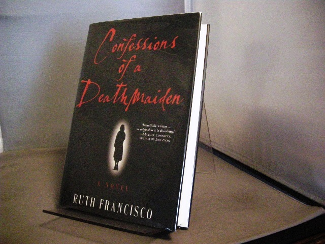 Image for Confessions of a Deathmaiden (Includes Signed Advance Reading Copy)