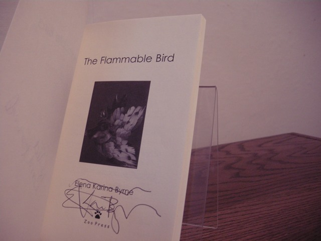 Image for The Flammable Bird