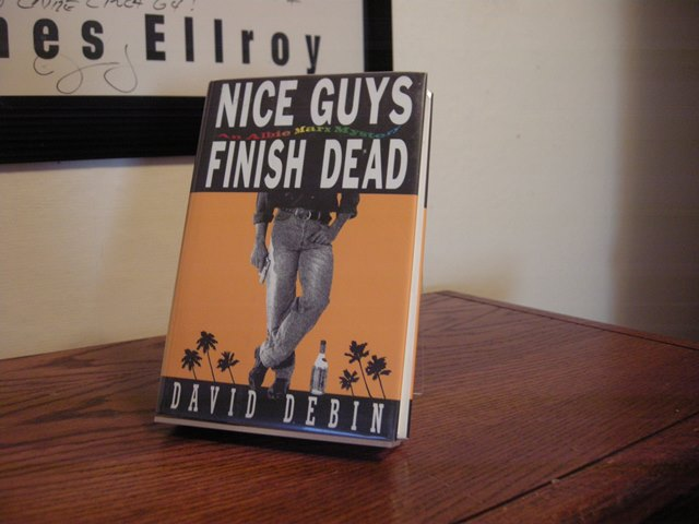 Image for Nice Guys Finish Dead