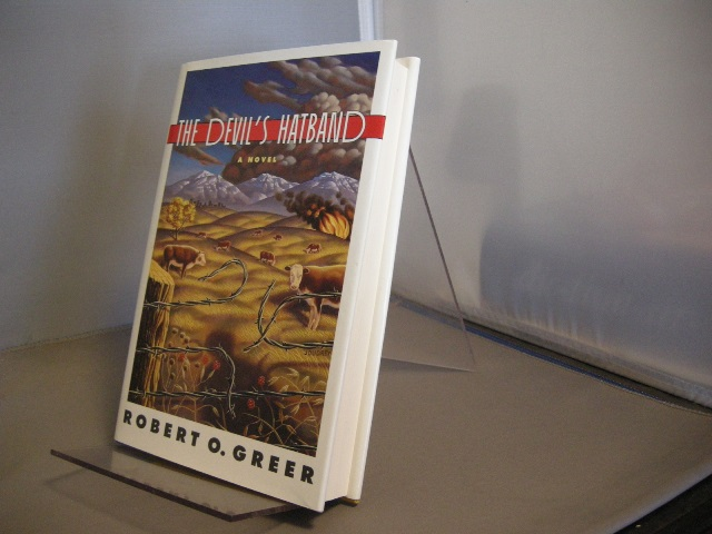 Image for The Devil's Hatband (Includes Signed Advance Reading Copy)